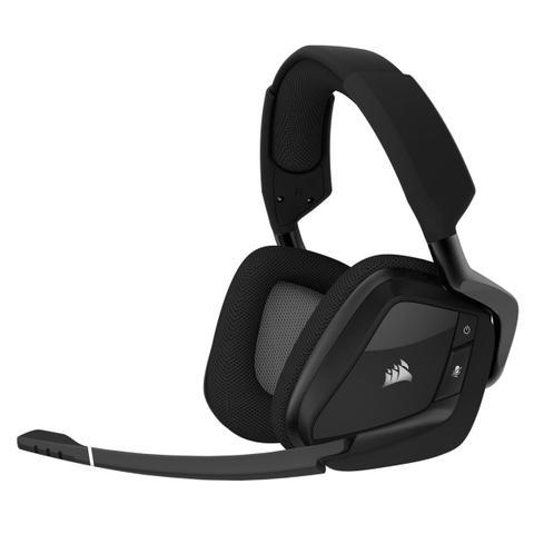 Fone de Ouvido Headset Gamer Void Rgb Dolby 7.1 Ubs Preto Corsair Ca9011130na