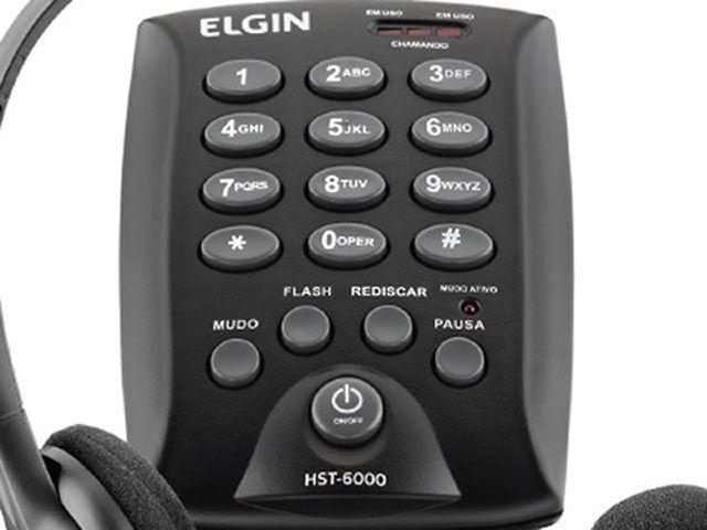 Imagem de Headset Elgin HST-6000