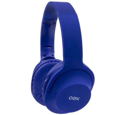 Fone de Ouvido Headphone Com Microfone Flow Oex Hs207