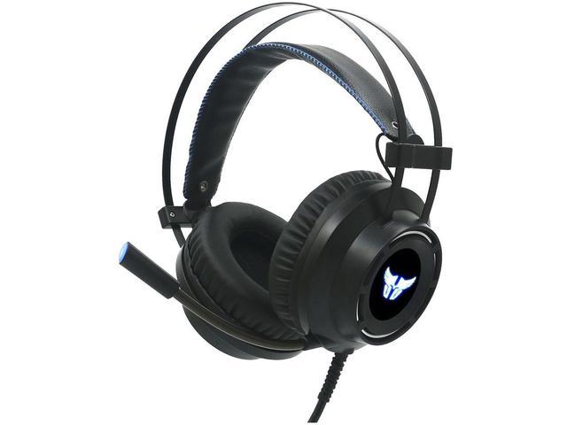 Fone de Ouvido Gaming Combat Argom Tech Arg-hs-2846bk