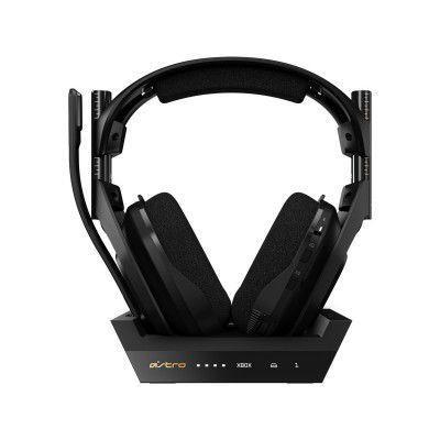 Fone de Ouvido Headset Gamer Wireless A50 7.1 Preto Astro