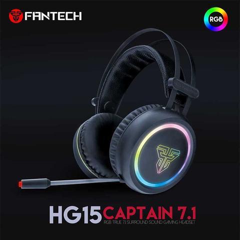Fone de Ouvido Captain Fantech Hg15