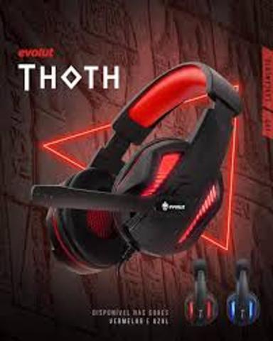 Fone de Ouvido Thoth Evolut Eg-305rd