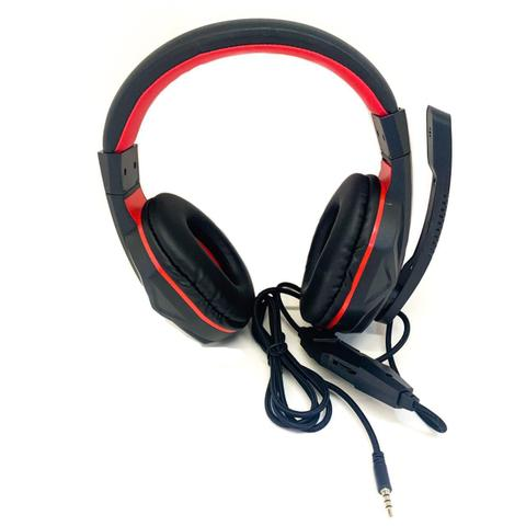 Imagem de Headset Gamer HG02 HeadPhone Com Fio E Microfone Anti-Interferência