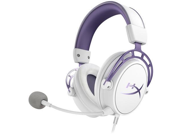 Imagem de Headset Gamer HyperX Cloud Alpha Purple