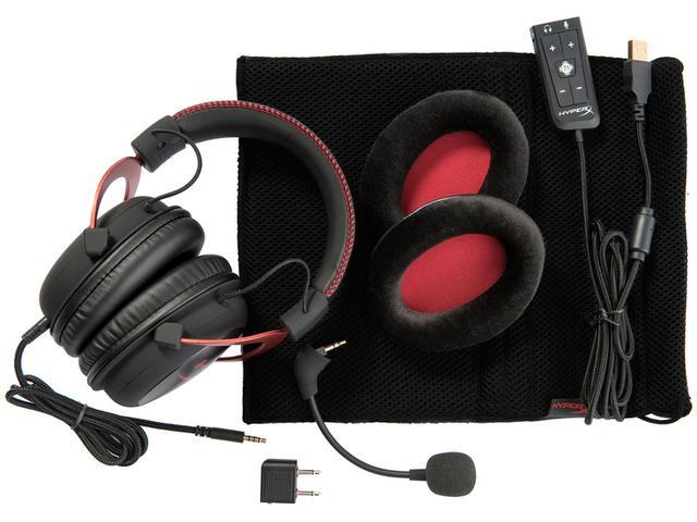 Imagem de Headset Gamer HyperX Cloud II