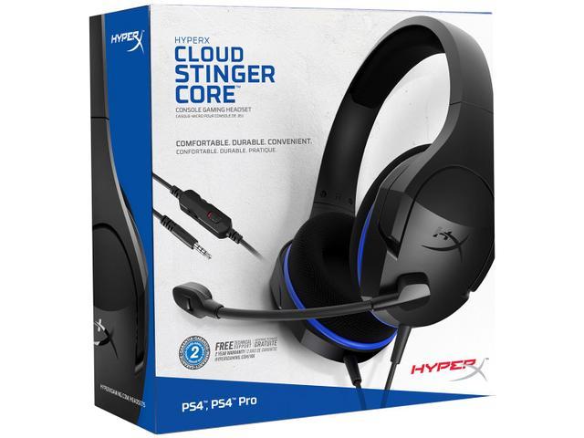 Imagem de Headset Gamer HyperX Cloud Stinger Core