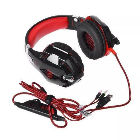 Imagem de Headset Gamer Kotion Each 7.1 P/ Ps4 X Box One E Pc Com Garantia