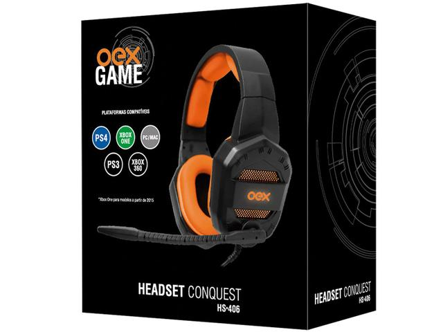 Imagem de Headset Gamer OEX