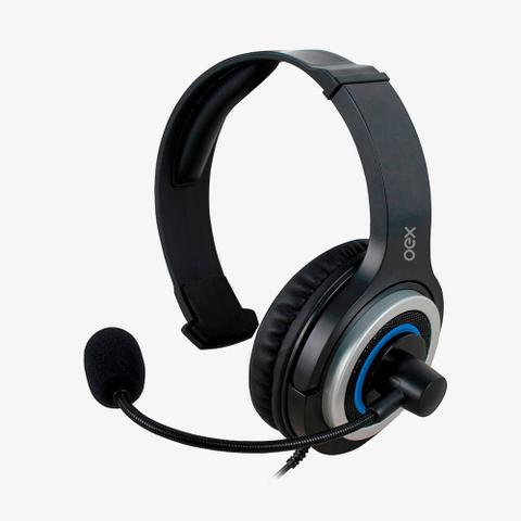 Fone de Ouvido Headset Gamer Army Oex Hs407