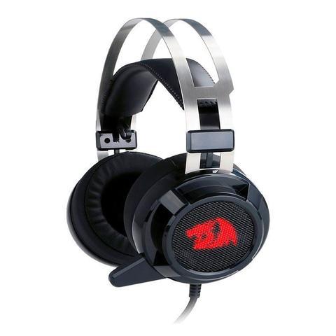 Fone de Ouvido Headset Gamer Usb 7.1 Siren Redragon H301