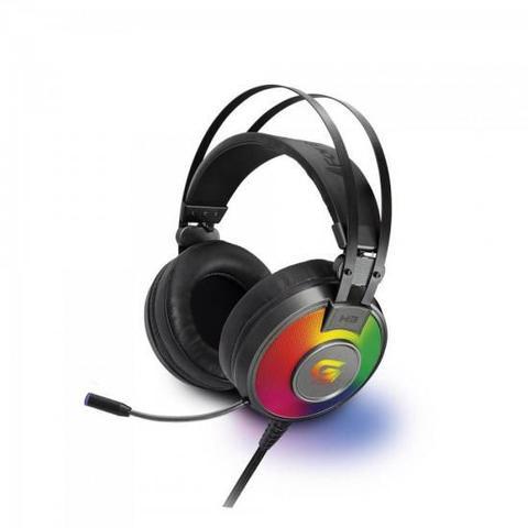 Fone de Ouvido Headset Gamer Rgb G Pro H3 Cinza Fortrek
