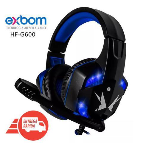 Fone de Ouvido Exbom Hf-g600