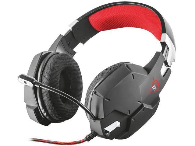 Fone de Ouvido Headset Dynamic Trust Gxt322