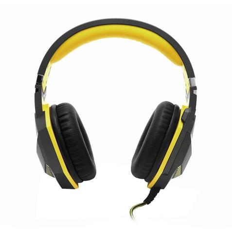 Imagem de Headset Gamer Xbox One PS4 PC 7.1 Plug P3 3.5mm Som Do Jogo E Chat Cabo Nylon AM