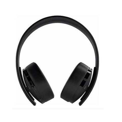 Imagem de Headset Gold Sony 7.1 Ps4 Ps3 Sem Fio Original Stereo
