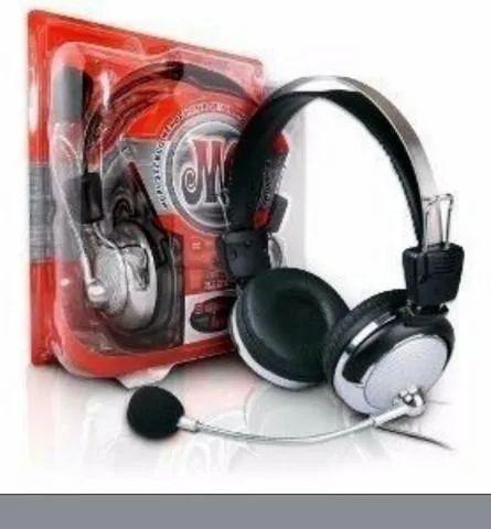 Imagem de Headset Headphone com Microfone e Controle de Volume HL-301