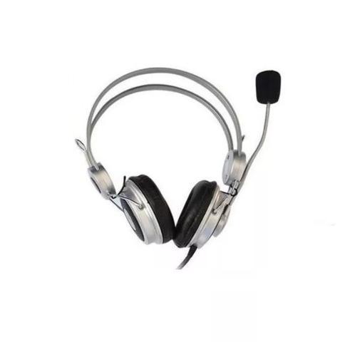 Fone de Ouvido Headphone Com Microfone Hiper Infokit Hm610mv