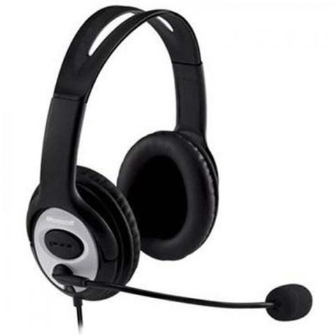 Imagem de Headset Lifechat USB LX-3000 - Microsoft