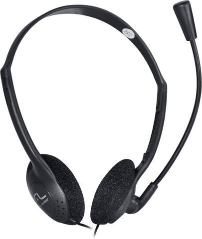 Imagem de Headset Multimídia Multilaser com Haste Ajustável para PC PH002 - Multilaser