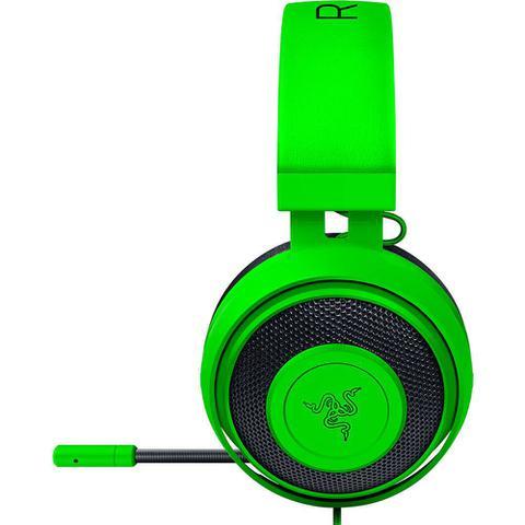 Imagem de Headset Razer Kraken Pro V2 Green Oval Mic (PS4, PC e Mac)