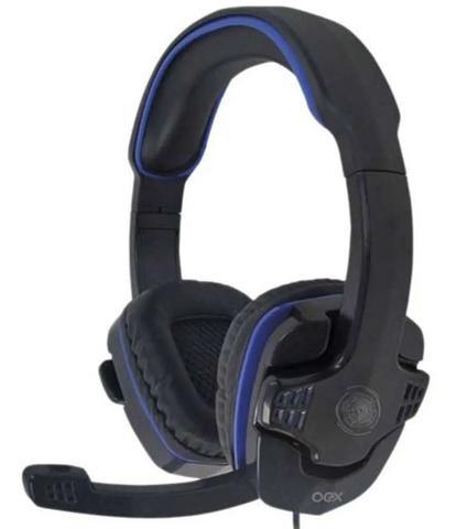 Fone de Ouvido Headset Stalker Preto Oex Hs209