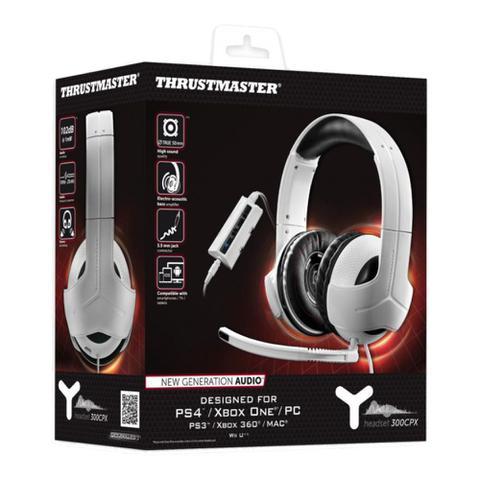 Imagem de Headset Thrustmaster Y-300cpx PS3/PS4/XONE/X360/PC