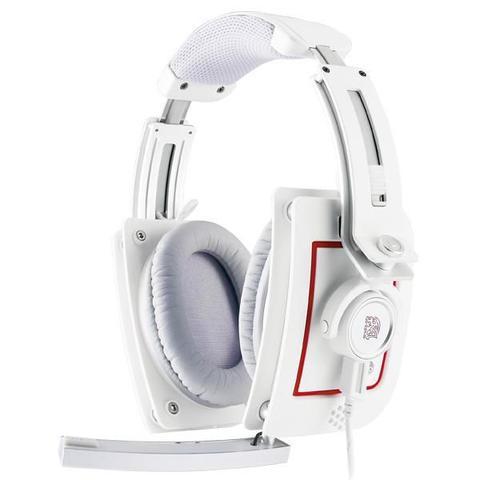 Fone de Ouvido Headset Tt Sports Level 10m Gaming White Thermaltake Htltm010ecwh