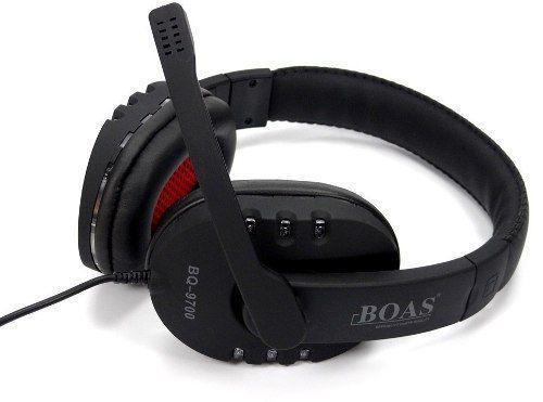 Imagem de Headset Usb Stereo Pc Ps3 Xbox Notebook Boas Bq9700