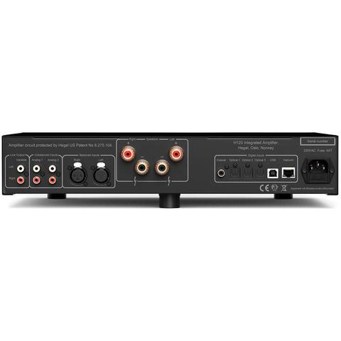 Imagem de Hegel H120 Amplificador Integrado de 2 Canais com 75W Airplay Spotify Connect
