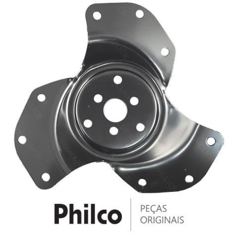 Imagem de Hélice Circular de Alumínio 777585 Circulador de Ar Philco C50 TURBO