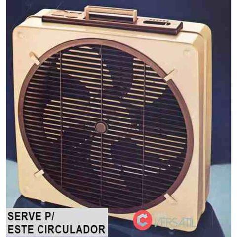 Imagem de Hélice Compatível Circulador Arno C-45 / Tc18 Branca