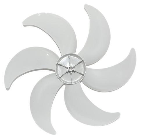 Imagem de Hélice compatível com modelos britânia philco de 30 cm - com 6 pás cinza