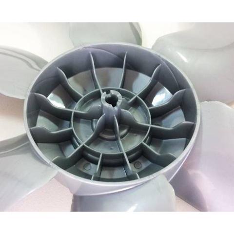 Imagem de Hélice Compatível P/ Ventilador Mondial Premium 40cm Cinza