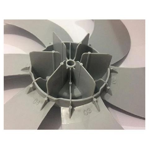 Imagem de Hélice De Ventilador Philco Britânia 40cm 6 Pás Cinza