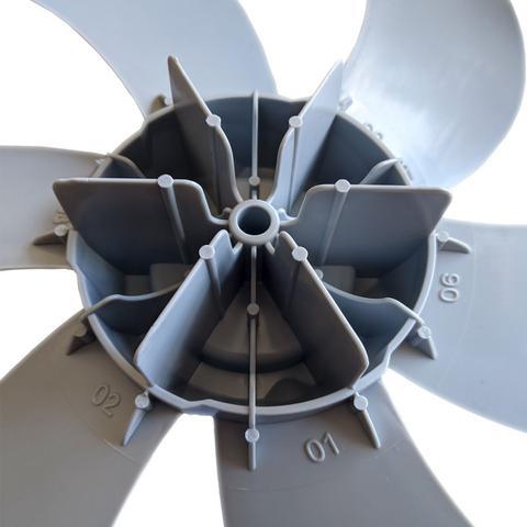 Imagem de Hélice Original 6 pás 40cm para Ventiladores Philco / Britânia - Vários Modelos