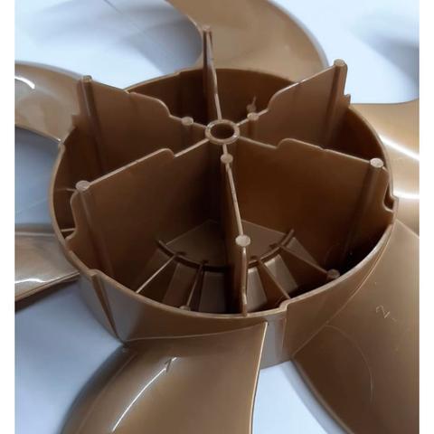 Imagem de Helice Original Ventilador Philco Pvt400G 40cm 6 Pás Dourada