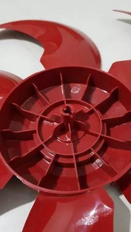 Imagem de Helice Ventilador Mondial Polishop Bravio 6 Pas 50cm Vermelha