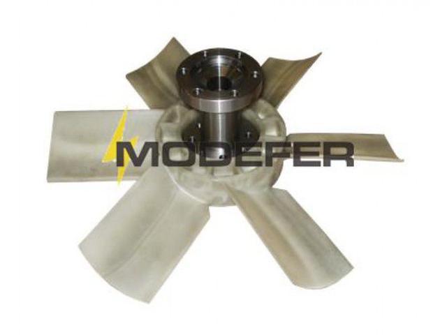 Imagem de Hélice Ventilador VW690/ Com Antivibrador Plástico