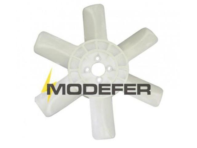 Imagem de Hélice Ventilador VW7100/8140 MWM Plástico 6 Pás