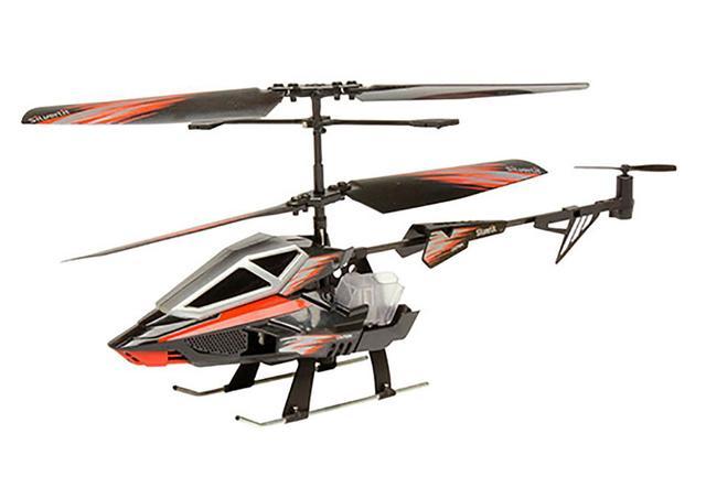 Imagem de Helicóptero Com Manche Remoto M.I. Archer Silverlit - DTC