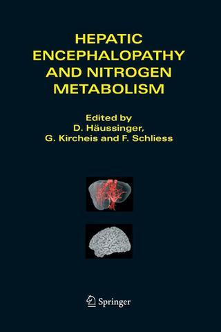 Imagem de Hepatic Encephalopathy and Nitrogen Metabolism