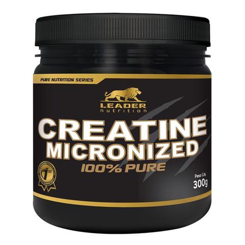Imagem de Hi-creatine micronized 100% pure - 300g leader nutrition