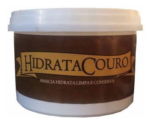 Imagem de Hidratante De Couro 600g Para Estofados, Calçados, Selas E Arreio