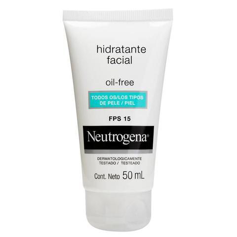Imagem de Hidratante Facial Neutrogena Oil Free 50g