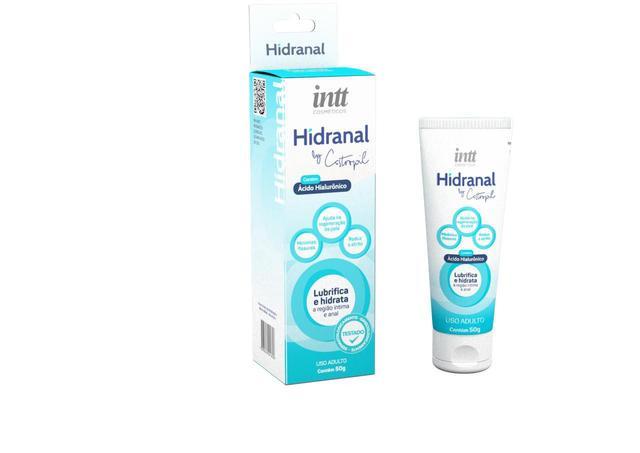 Imagem de Hidratante Lubrificante Íntimo e Regenerador Hidranal