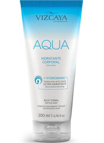 Imagem de Hidratante Vizcaya Corporal Aqua