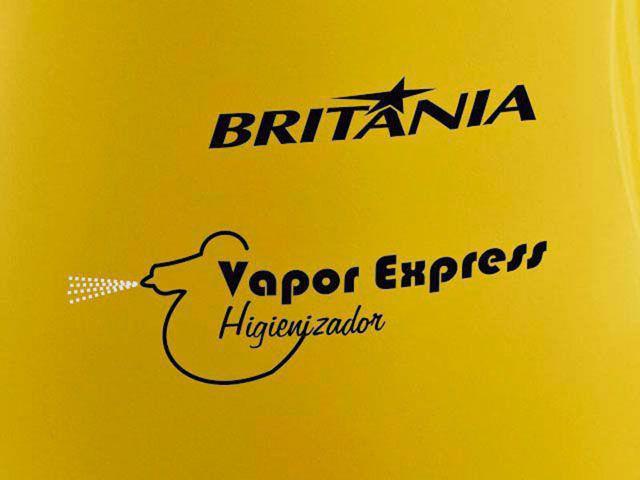 Imagem de Higienizador a Vapor Britânia Express 1000W
