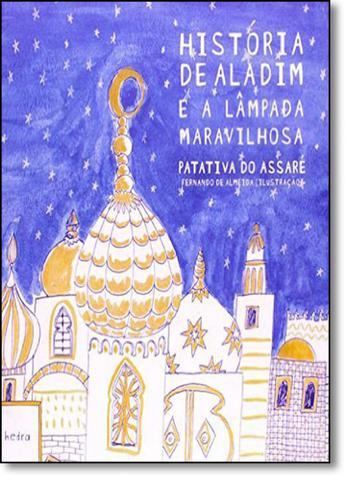 Imagem de História de Aladim e a Lâmpada Maravilhosa