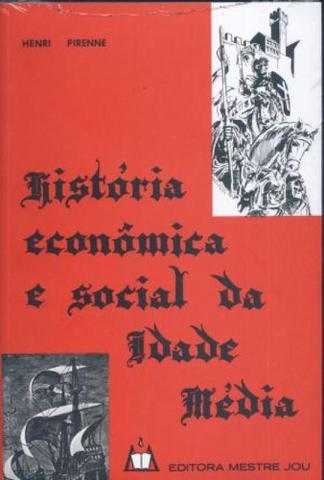 Imagem de História Econômica e Social da Idade Média - Mestre jou
